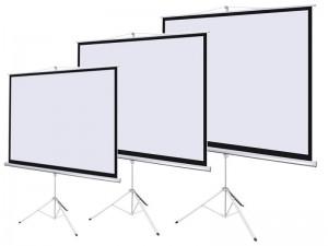 Projektoriaus ekrano nuoma