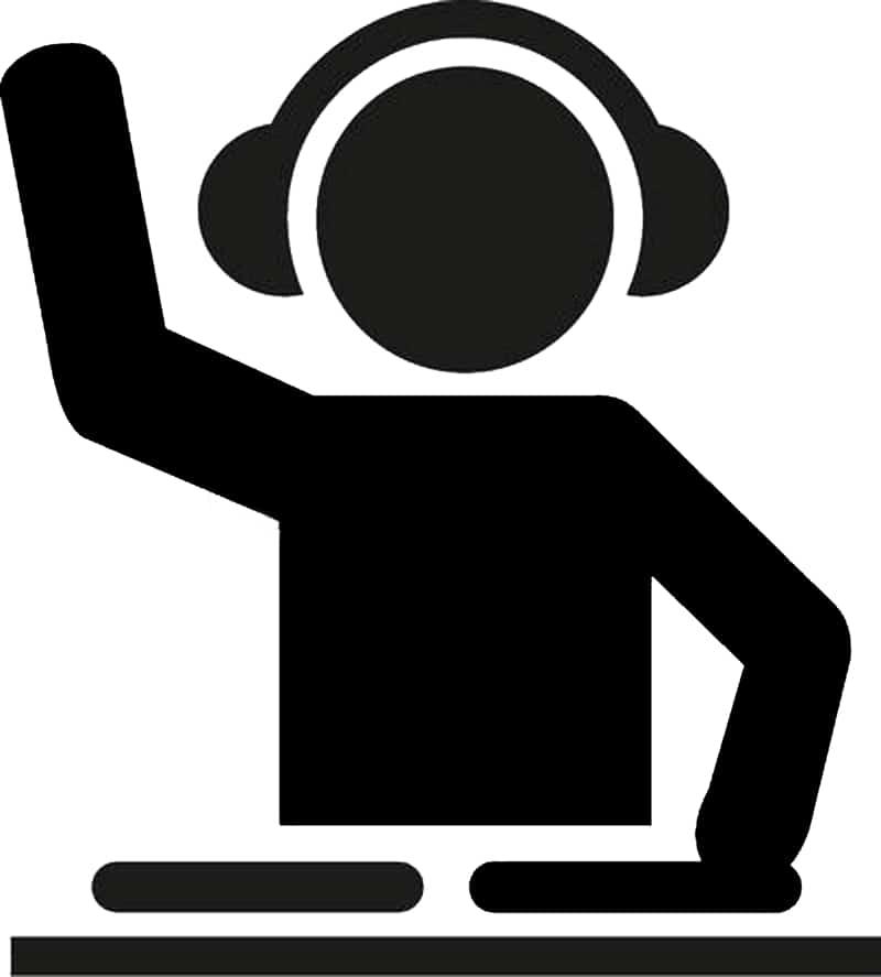 Reikia DJ?
